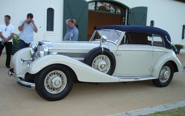1938 mercedes benz 540k images information and history html autos weblog