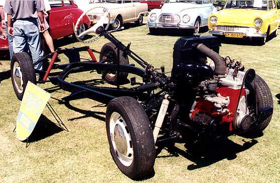 DKW Specifications