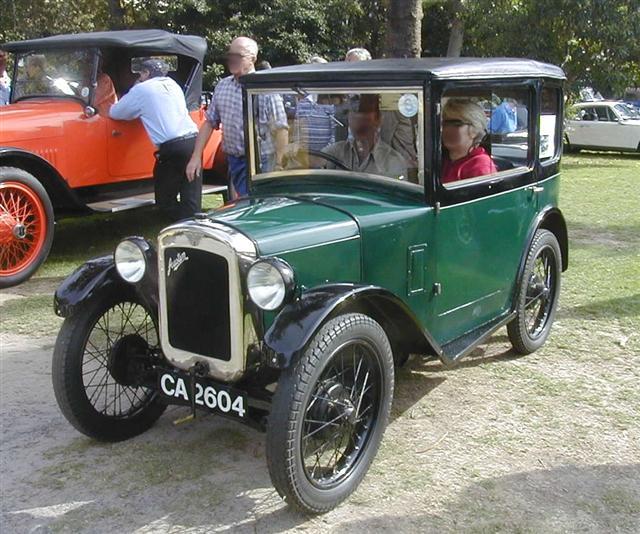 Cars 1921