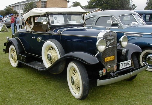 1930 Chevy Coupe