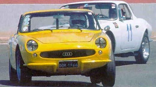 DKW Racing History