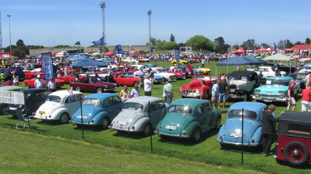 Classic Car Events In South Africa