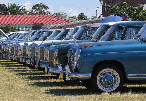 Classic Car Events In South Africa - Classic car events