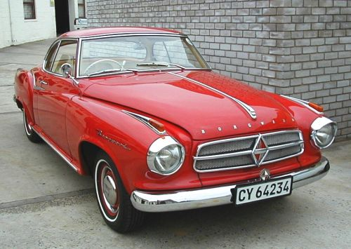 Borgward Cars For Sale In South Africa